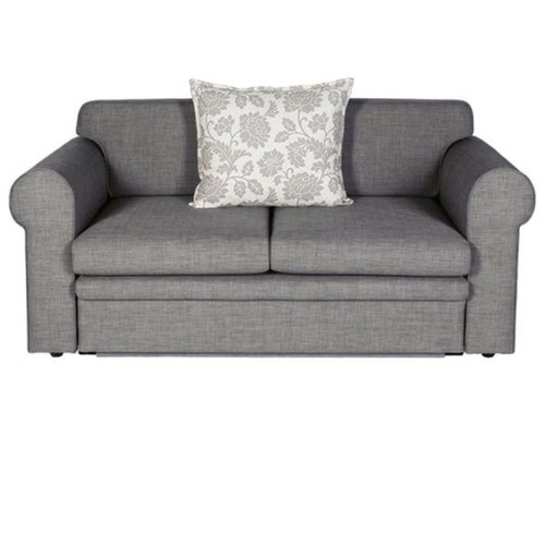 Zazzi Double Sleeper Couch (Light Grey)