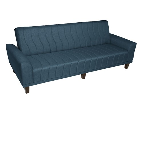 Ripple Sleeper Couch - Deep Blue (Y11-26)